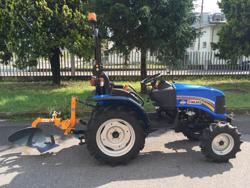 aratro monovomere singolo per trattori tipo pasquali o bcs mod dp 18