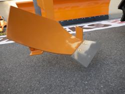 aratro voltaorecchio per trattori tipo kubota o pasquali mod drp 25
