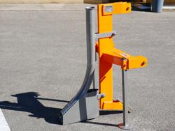 ripuntatore singolo ripper per trattore agricolo mod dr 60
