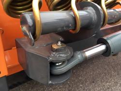 sgombraneve a piastra serie media per trattore mod ln 175 a