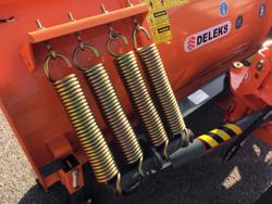 pala sgombraneve 200cm a piastra serie media per trattore mod ln 200 a