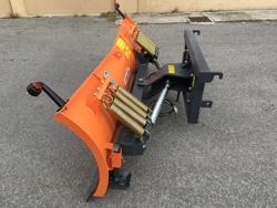 lama da neve 200cm serie media attacco per caricatore frontale del trattore mod ln 200 e