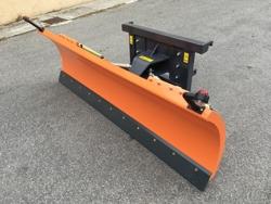 lama da neve 220cm serie media attacco per pala frontale del trattore mod ln 220 e