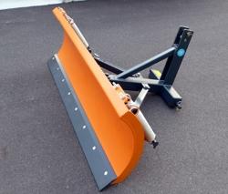 lama da neve 130cm serie leggera attacco a 3 punti per trattore mod lns 130 c
