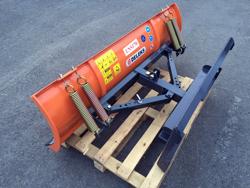 sgombraneve 190cm serie leggera per minipala mod lns 190 m