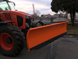pala da neve con attacco a 3 punti per trattore agricolo mod ssh 04 3 0 c