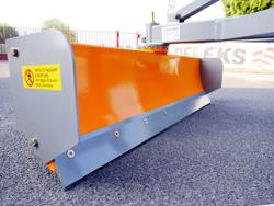 livella 130cm posteriore per trattore ruspetta mod dl 130
