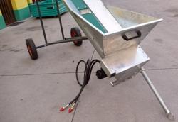 nastro trasporta legna idraulico a trattore mod ntl
