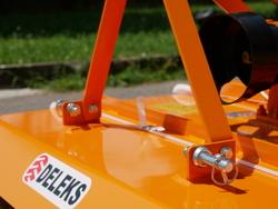 piatto rasaerba per trattore 1 2 m di taglio anche reversibile mod buggy 120