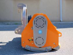trinciasarmenti da 160cm di taglio spostabile a mazze per trattori tipo same solaris mod puma 160