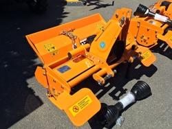 fresa agricola spostabile per trattore tipo kubota 95cm di lavoro utile serie leggera mod dfl 95