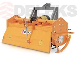 zappatrice serie pesante per trattori gommati o cingolati 135cm di lavoro utile mod dfh 135