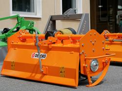 fresa agricola per trattore serie pesante larghezza di lavoro utile 150cm zappe a elica mod dfh 150