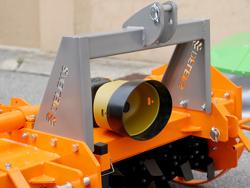 zappatrice per trattore serie pesante lavoro 180cm per la fresatura del terreno mod dfh 180