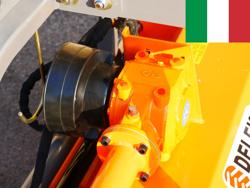 trinciatutto a mazze robusta con spostamento idraulico per trattore mod rino 160