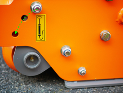 trinciasarmenti spostabile idraulica a mazze per frutteto e oliveto mod rino 180
