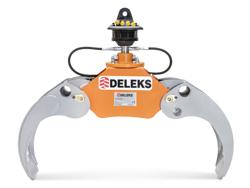 pinza per legna da 10qli con rotore girevole a perno mod dk 11c gr 30