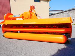 trincia a mazze per trattore 140cm di taglio serie media mod leopard 140