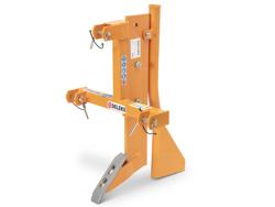 ripper singolo ripuntatore per trattore tipo kubota pasquali mod dr 30