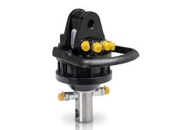 rotore idraulico da 30qli a perno lombarda ingranaggi mod gr30
