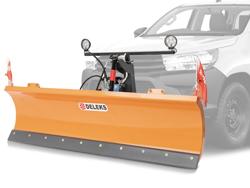 sgombraneve serie leggera per fuoristrada 4x4 mod lns 170 j