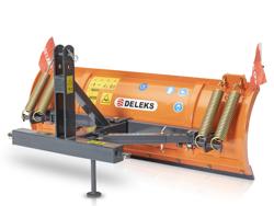 sgombraneve 210cm attacco a 3 punti serie leggera per trattore mod lns 210 c