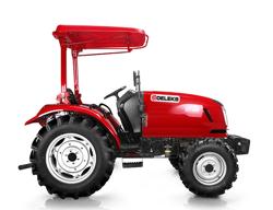 trattore agricolo df404g3 omologato 4 ruote motrici