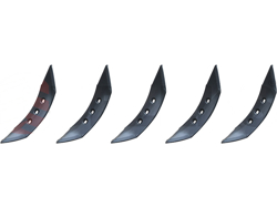 5 scalpelli estirpatore