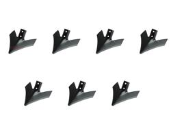 7 scalpelli v per estirpatore