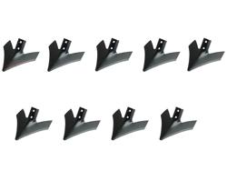 9 scalpelli v per estirpatore