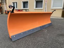 lama da neve 250cm serie media attacco euro per pala frontale del trattore mod ln 250 e