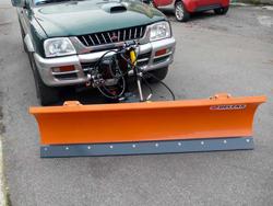 sgombraneve serie leggera per pick up tipo mitsubishi mod lns 190 j