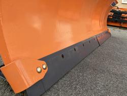 lama spazzaneve 250cm serie media attacco al furgone autocarro mod ln 250 j