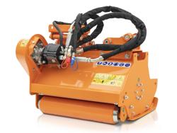 trincia rovi per miniescavatore da 80cm decespugliatore idraulico mod arh 80