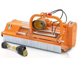 trinciatrice spostabile idraulica a mazze per trattore mod leopard 180 sph