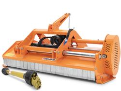 trinciatrice serie pesante spostabile universale a mazze per trattore buffalo 230