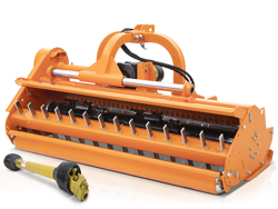 trinciatrice serie pesante spostabile universale a mazze per trattore toro 190