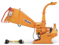 cippatrice a disco idraulica per trattore produce cippato per caldaia mod dk 1500