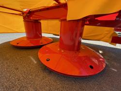 falciatrice rotante a tamburi per trattore dfr 165