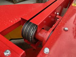 falciatrice rotante a tamburi per trattore dfr 185h