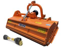 trincia a mazze serie medio pesante per trattori a utilizzo universale mod tigre 180