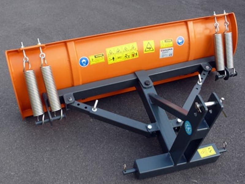 deleks-lns-130-sgombraneve-serie-leggera