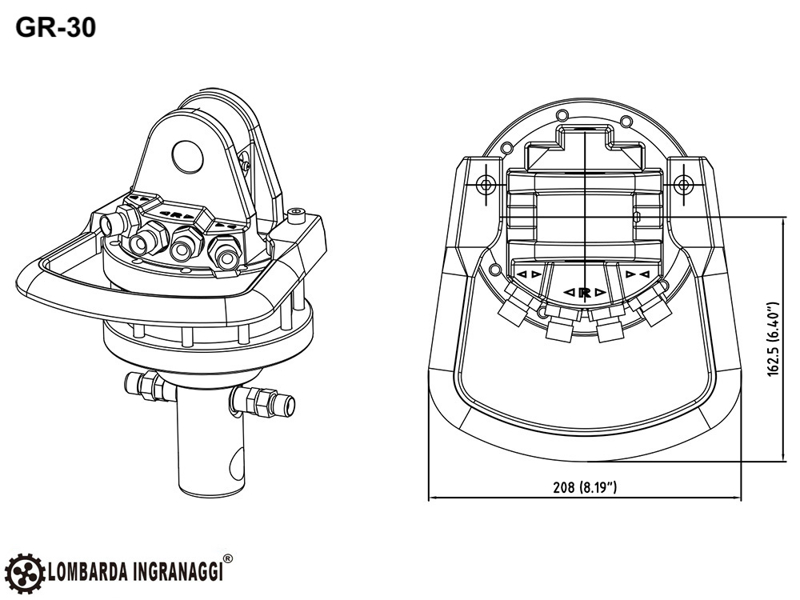 pinza-per-legna-da-8qli-con-rotore-girevole-a-perno-mod-dk-11-gr-30