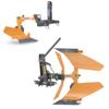 aratri per trattore carraro o kubota aratro reversibile voltaorecchio per bcs o pasquali aratro singolo monovomere bivomere e a versoio