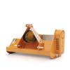 trinciaerba per trattori agricoli compatti trincia trinciatrici serie leggera