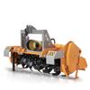 fresatrici agricole per trattore serie pesante con spostamento laterale idraulico